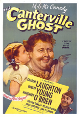 The Canterville Ghost 1944 DVD - Charles Laughton / Robert Young